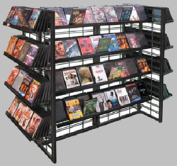 CD DVD Displays